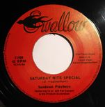 "45Re ✦ THE SUNDOWN PLAYBOYS ✦ ""Saturday Nite Special"" Cajun Music Masterpiece ♫"